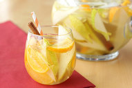 Spiced Pear Sangria