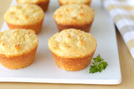 2-Ingredient Corn Muffins