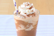 Tiramisu Blended Coffee