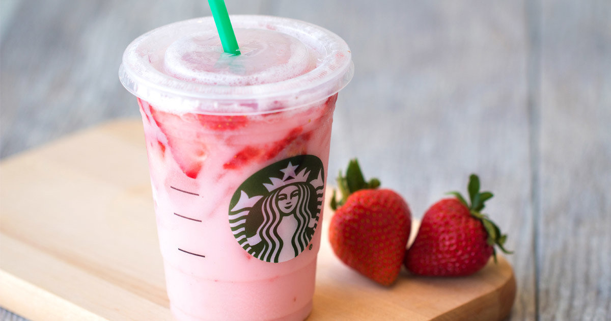 Pink Drink Recipe Kids Not Starbucks