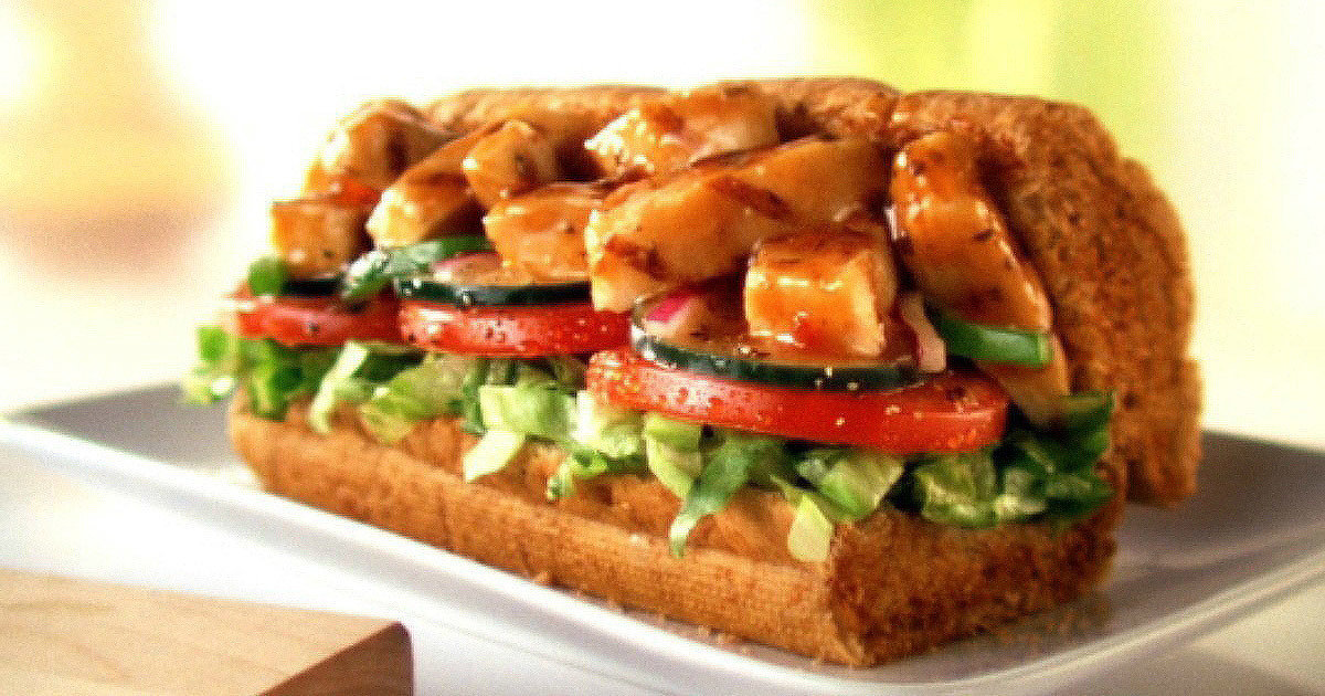 best and worst menu choices at subway hungry girl