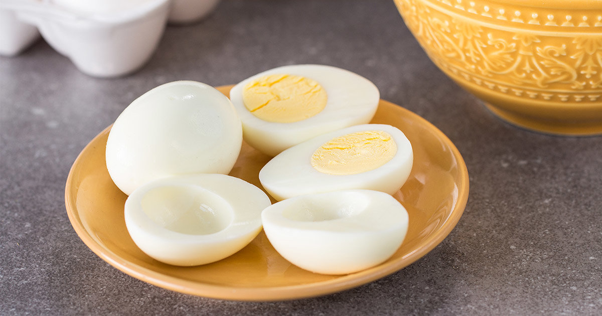How to Easily Peel HardBoiled Eggs Plus Video and Recipes
