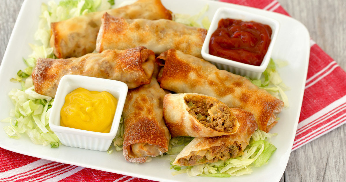 recipe: southwest chicken egg rolls [35]