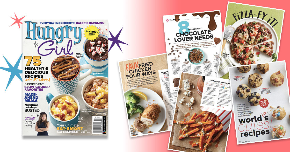 Hungry girl magazine where to get it whats inside hungry girl forumfinder Images