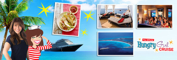 The Hungry Girl Cruise: Two Vacations in One