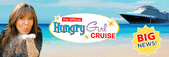 Hungry Girl Cruise: Big News