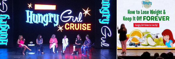 Presentations and Panels on the Hungry Girl Cruise