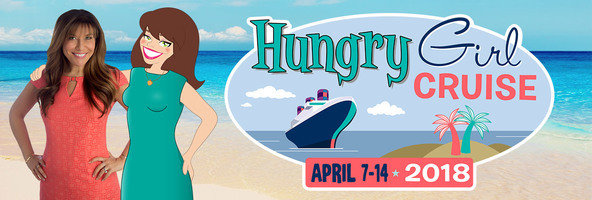 The 2018 Hungry Girl Cruise Is Here