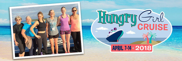 Meet Hungry Girl's Personal Trainer on the 2018 Hungry Girl Cruise!