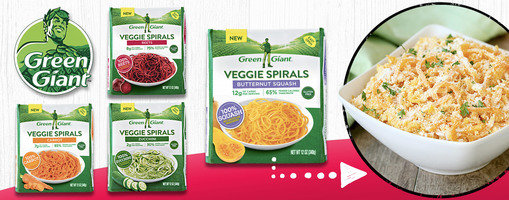Green Giant Veggie Spirals Are Here! 4 Reasons to Stock Up...