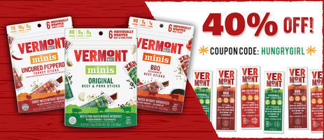 Vermont Smoke & Cure Mini Meat Sticks Coupon