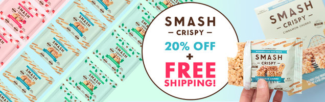 Your New Favorite Sweet Treat Under 150 Calories (20% Off + Free Shipping!)
