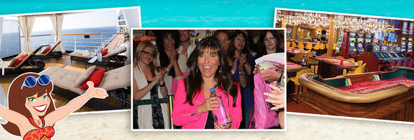 Hungry Girl Cruise: Info-packed presentations, parties, and fun in the sun