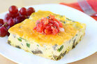 Healthy Veggie-licious Breakfast Bake Recipe
