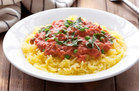 Healthy Spaghetti Squash alla Vodka Recipe