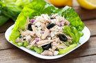 Healthy Greek Shredded Chicken Recipe
