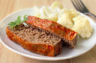 Healthy Buffalo Ranch Meatloaf Recipe