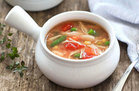 Healthy Slow-Cooker Chicken Soup Recipe