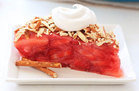 Healthy Strawberry Pretzel Pie Recipe