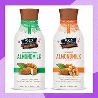 So Delicious Dairy Free Almondmilk and Almondmilk Blends