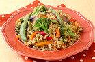 Quinoa Teriyaki Stir-Fry