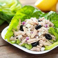 Healthy Slow-Cooker Recipes: Greek Shredded Chicken