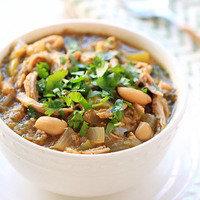 Healthy Slow-Cooker Recipes: Pork Tenderloin Green Chili