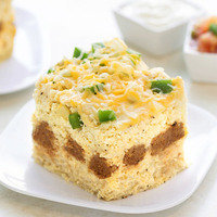 Healthy Slow-Cooker Recipes: Slow-Cooker Breakfast Casserole