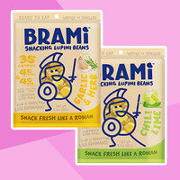 Natural Food & Drink Finds: Brami Snacking Lupini Beans