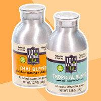 Natural Food & Drink Finds: 10th Avenue Tea Instant Tea Powder