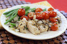 Tomato & Herb Chicken