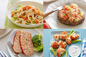 Hungry Girl Clean & Hungry Buffalo Chicken Recipes