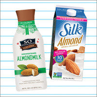 Clean & Hungry Grocery Guide: Unsweetened almond milk