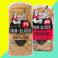 Dave's Killer Bread Thin-Sliced Organic Bread