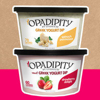 Opadipity Greek Yogurt Dip by Lighthouse