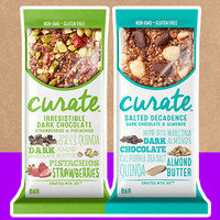 Curate Gluten-Free Snack Bars