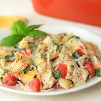 Low-Carb Meals: Italian-Style Chicken Bake