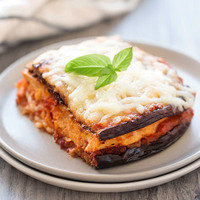 Low-Carb Meals: Naked Chicken & Eggplant Parm