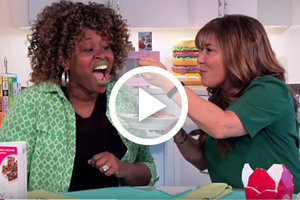 Video: GloZell Samples Recipes from Hungry Girl Clean & Hungry