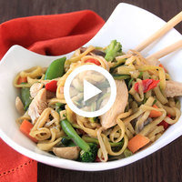 HG's Top 6 Healthy Recipe Videos: Zucchini-Noodle Lo Mein