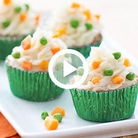 HG's Top 6 Healthy Recipe Videos: Turkey Meatloaf Cupcakes