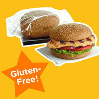 Fast-Food News: Gluten-Free Buns Test-Marketed!