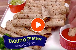 Sponsored Video: The Ultimate Mexican-Style Party Platter