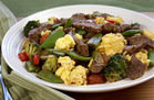 Steak 'n Eggs Stir-Fry