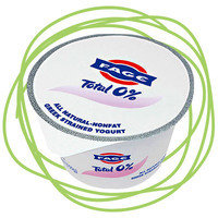 6 Healthy Snacks HG Lisa Loves: Fage Total 0% Greek Yogurt