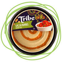 6 Healthy Snacks HG Lisa Loves: Tribe Swirl Hummus