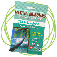 6 Healthy Snacks HG Lisa Loves: Matt's Munchies