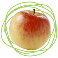 6 Healthy Snacks HG Lisa Loves: Fuji apples