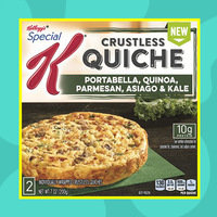 Kellogg's Special K Crustless Quiches