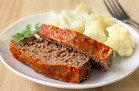 Healthy Comfort Food: Buffalo Ranch Meatloaf